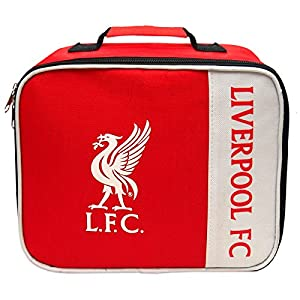 Liverpool FC Official Football Gift School Lunch Box Cool Bag Red (RRP £9.99!) from Liverpool FC