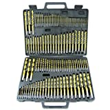 115 Pc. Titanium Drill Bit Set