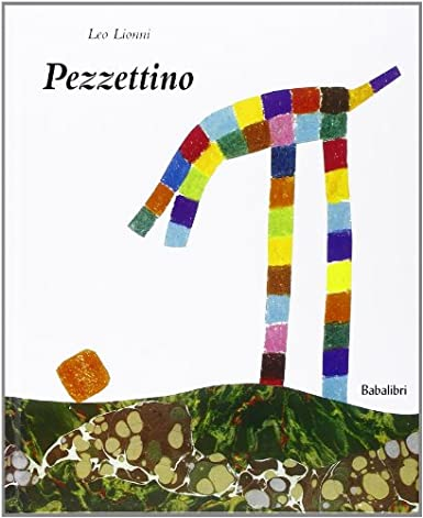 Pezzettino Book Cover