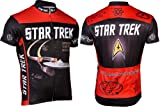 Micro Beer Jerseys Mens Star Trek W/Full Length Hidden Zipper.