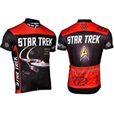 Micro Beer Jerseys Men's Star Trek W/Full Length