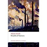 Wealth of Nations: A Selected Edition (Oxford World's Classics)by Adam Smith