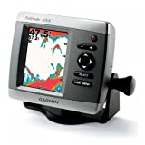 517cOS0ShdL. SL160  Garmin Fishfinder 400C 4 Inch Waterproof Fishfinder and Dual Frequency Transducer