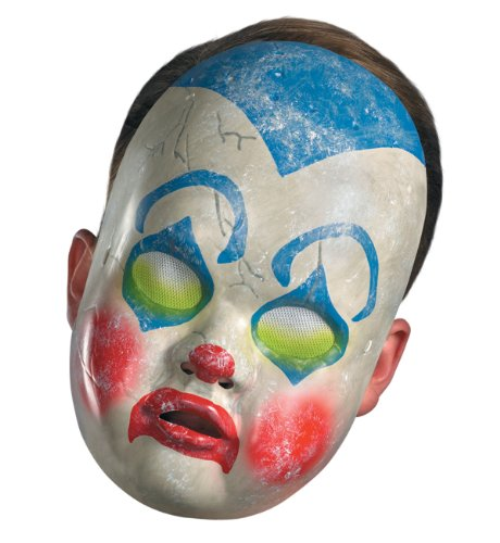 Baby Clown Mask 23928