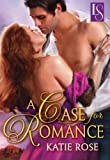 img - for A Case for Romance: A Loveswept Historical Romance book / textbook / text book