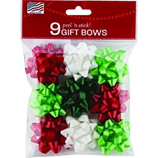 9ct Tiny Trad Bows