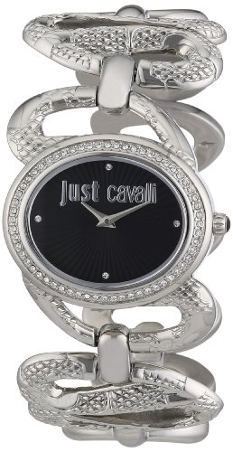 Just Cavalli Sinuous R7253577504 - Orologio da Polso Donna
