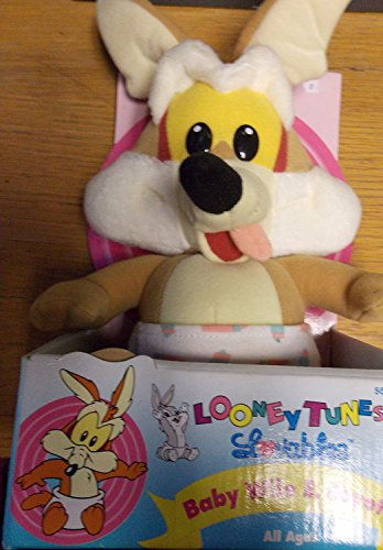 looney tunes luvables baby wile e coyote plush. Black Bedroom Furniture Sets. Home Design Ideas