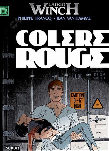 Largo Winch - Tome 18 : Colère rouge