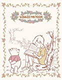 FUJICOLOR album free Disney character F-10B (BK) Pooh and Christopher [black mount] 11-20 page character Pink 49 191 (japan import)