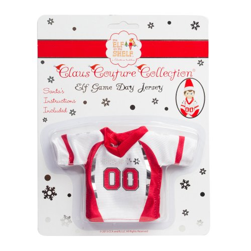 Claus Couture Collection Game Day Jersey - 1