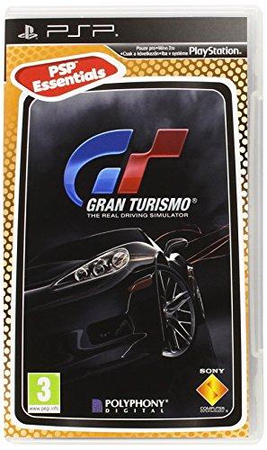 Sony Gran Turismo Essentials, PSP-Jeu (PSP)
