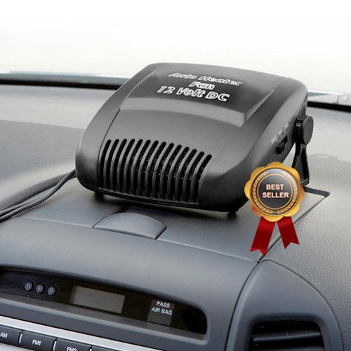 MediSonic High Powered Portable 12 Volt In Car Dash Mount Heater and Windshield Defroster Winter Special (Tankless Hot Water Flush Kit compare prices)