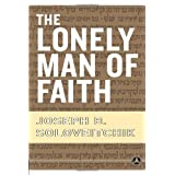 Lonely Man of Faithby Joseph B. Soloveitchik