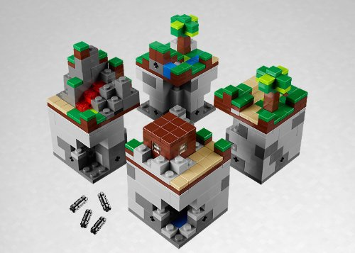 Lego Cuusoo Minecraft 21102 [UK Import]