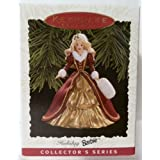 Keepsake Ornament, Holiday Barbie, Collector's Series, Handcrafted, Dated 1996, Sculpted By Patricia Andrews,...