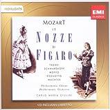 echange, troc  - Mozart : Les Noces de Figaro (plus beaux extraits)