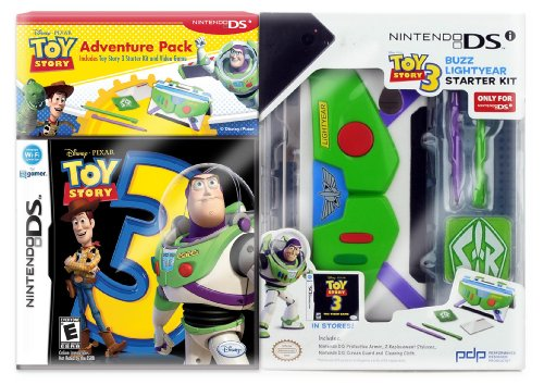 Toy Story 3: Buzz Lightyear Starter Kit(Only for nintendo Dsi) (Buzz Aroma compare prices)