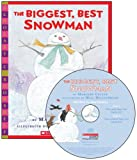 The Biggest: Best Snowman (0545017807) by Margery Cuyler