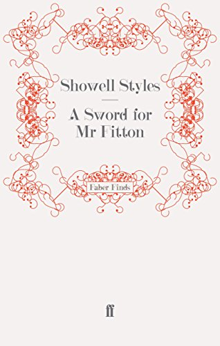 A Sword for Mr Fitton (The Lieutenant Michael Fitton Adventures)