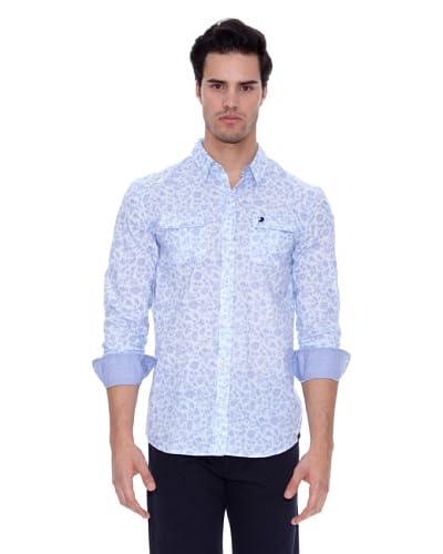 Lois Camisa Gavin Azul