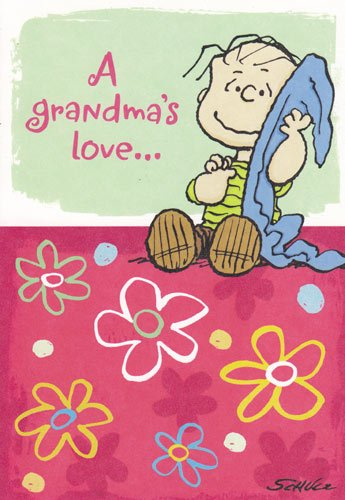 Mother's Day Card Peanuts