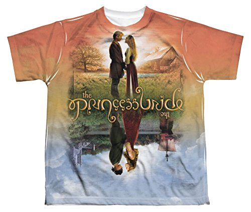 Sublimation Youth: Poster Sub The Princess Bride T-Shirt PB143YSYT