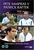 Wimbledon: 2000 Men's Final Sampras Vs. Rafter [DVD] [Import]