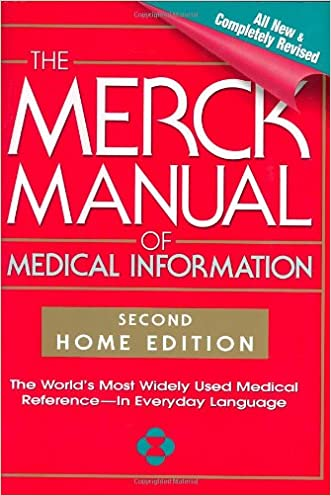 The Merck Manual of Medical Information, Second Edition: The World's Most Widely Used Medical Reference - Now In Everyday Language written by Mark H. Beers