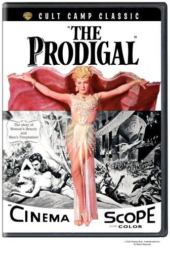 Cover art for  The Prodigal