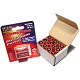 Surefire SF123A Box of 24 123A 3 Volt Lithium Batteries 24-Pack
