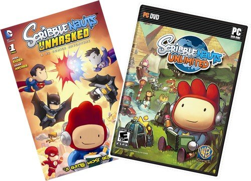 Scribblenauts Pack [Online Game Code]