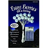 Fortune Products Fairy Berries on a String Light Set, 13' Length