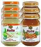 Holle Organic Baby Vegetable Jars - B...