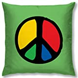 Right Digital Printed Clip Art Collection Cushion Cover RIC005a-Green