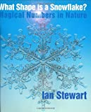 What Shape is a Snowflake? (0297607235) by Stewart, Ian