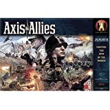 Axis & Allies: Control The Fate of the Worldby Hasbro/ Avalon Hill