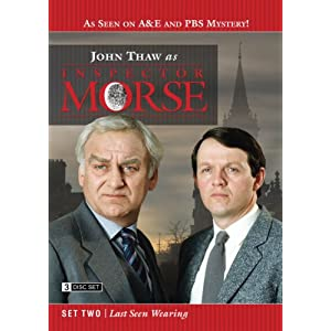 Inspector Morse Set Two - Last Seen Wearing (3 Disc Set) movie