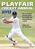 Book - Playfair Cricket Annual 2013