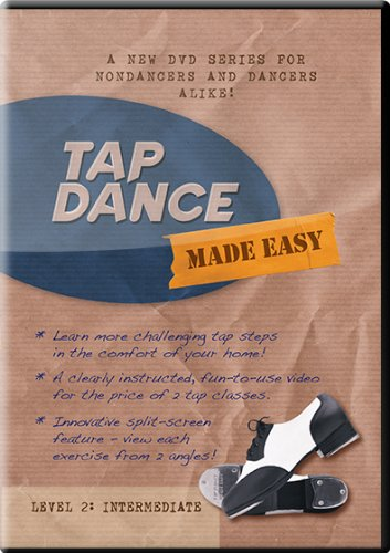 Tap Dance Made Easy - Level 2: Intermediate (Tap Dance Instructional Dvd compare prices)