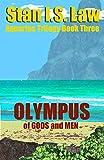 OLYMPUS - Of Gods and Men (Aquarius Trilogy Book 3)