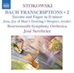 V 2: Bach Transcriptions