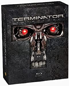 Terminator Anthology (The Terminator / Terminator 2: Judgment Day / Terminator 3: Rise of the Machines / Terminator Salvation) [Blu-ray]