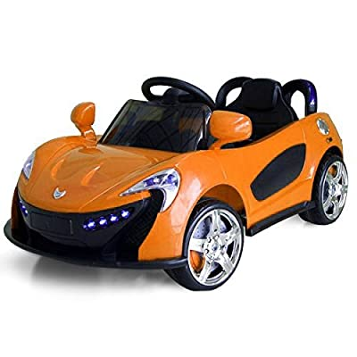 Rocket GT12 - 12v Kids Electric Battery Operated Ride on Car with Parental Remote Control