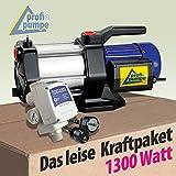 HAUSWASSERWERK KREISELPUMPE AQUA INNO-TEC 1300 mit INTELLIGENTER PUMPENSTEUERUNG TEEPRES als Hauswasserautomat...