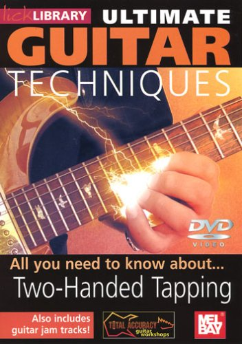 Two Handed Tapping Techniques [DVD] [Region 1] [NTSC]