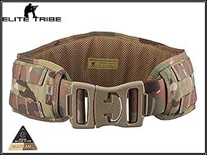 combat chasse militaire ceintures de munitions molle ceinture Multicam MC