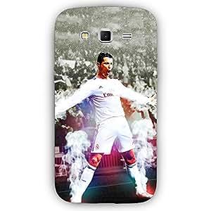 EYP Cristiano Ronaldo Real Madrid Back Cover Case for Samsung Grand 2 (7106)