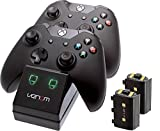 Venom Twin Charging Station and Battery Pack (Xbox One)