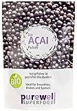 ACAI Pulver - Bio Superfood - Für natürliche Schönheit &